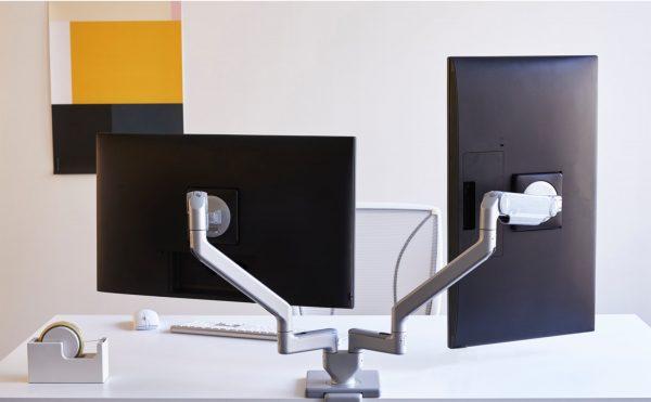 Humanscale - regulowane ramię do monitora